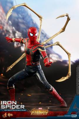 Hot Toys Iron Spider (4)