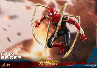 Hot Toys Iron Spider (8)