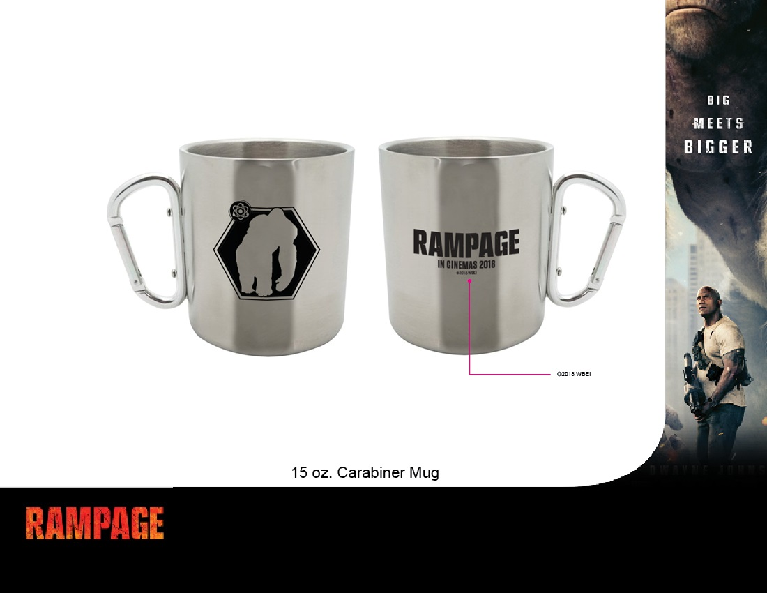And the winners of our Rampage competition are... 15