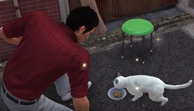 Where to find every stray cat in Yakuza 6: The Song of Life 2