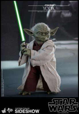 Yoda Hot Toys (5)