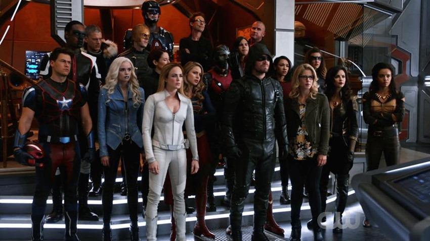 Arrow officially ending after upcoming shorter season 8 6