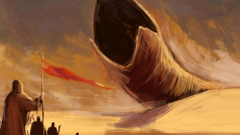 We need to talk about the ridiculously awesome cast of Denis Villeneuve's Dune 13
