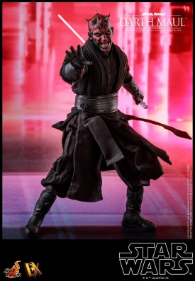 Hot Toys Darth Maul (2)