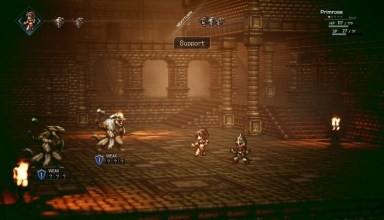 Octopath Traveler Review - When you had your cake and 8 it 5