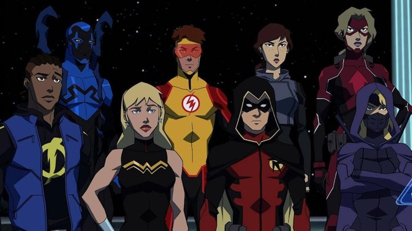 DC FanDome: Young Justice season 4 is named after my favourite Ben Affleck movie 2