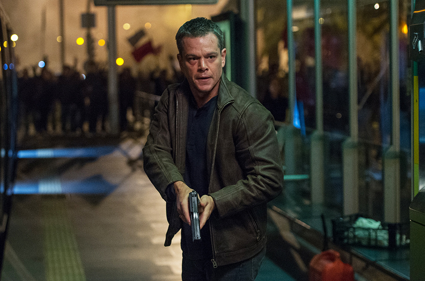 Matt Damon might be ready to be Bourne again...in a new film 3