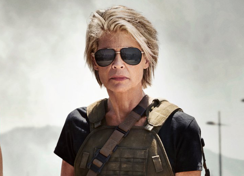 "Terminator: Dark Fate's Linda Hamilton calls previous three films ""very forgettable"" 3"