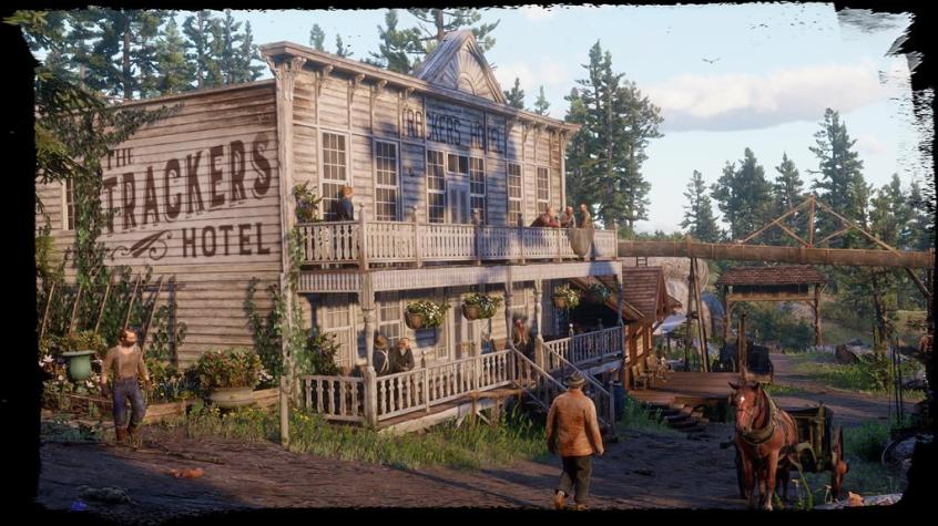 Red Dead Redemption 2 towns (18)
