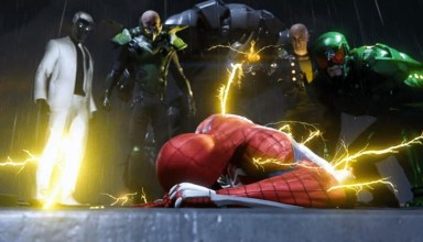 Who's the mystery sixth member of the Sinister Six in Marvel's Spider-Man? 3