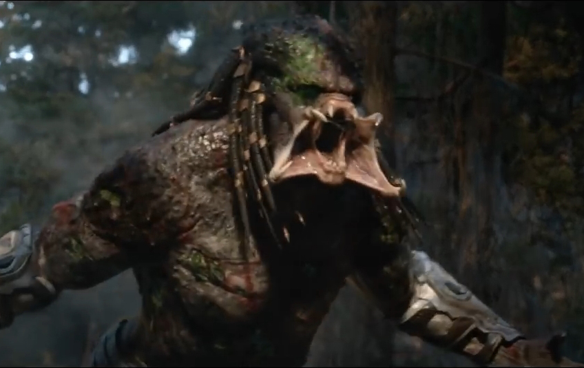 Predator is getting yet another reboot that will thankfully ignore the last awful movie 3