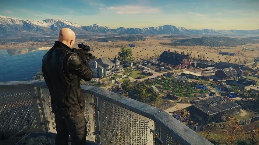 Hitman 2 Is Making Its Sniper Assassin A Fully Fledged Co
