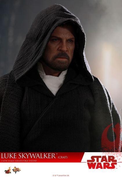 Hot Toys Luke Skywalker Crait (14)