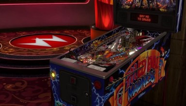 Pinball FX3's new Williams tables are a blast from the past 3