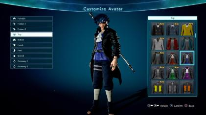 Jump Force avatar (7)
