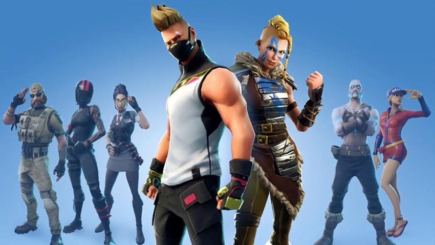 Fortnite players can win big at this year's Rand Show! 4