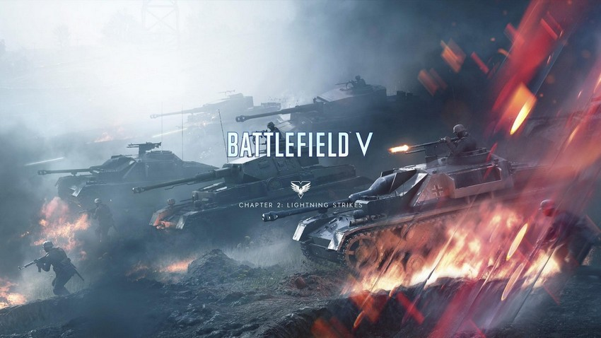 Battlefield V's battle royale mode coming in March; co-op mode and more dropping next month 4