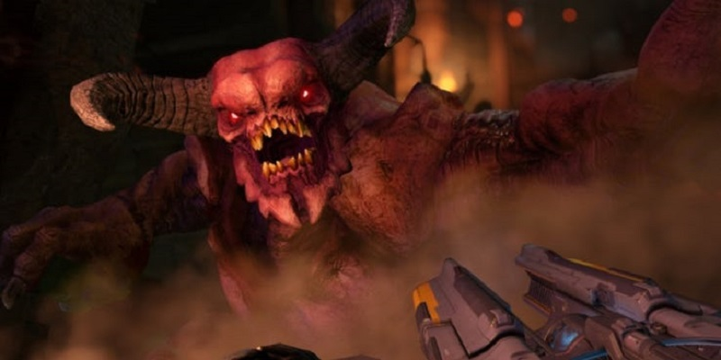 New Doom movie has been pushed back to work on Hell scene CGI 4