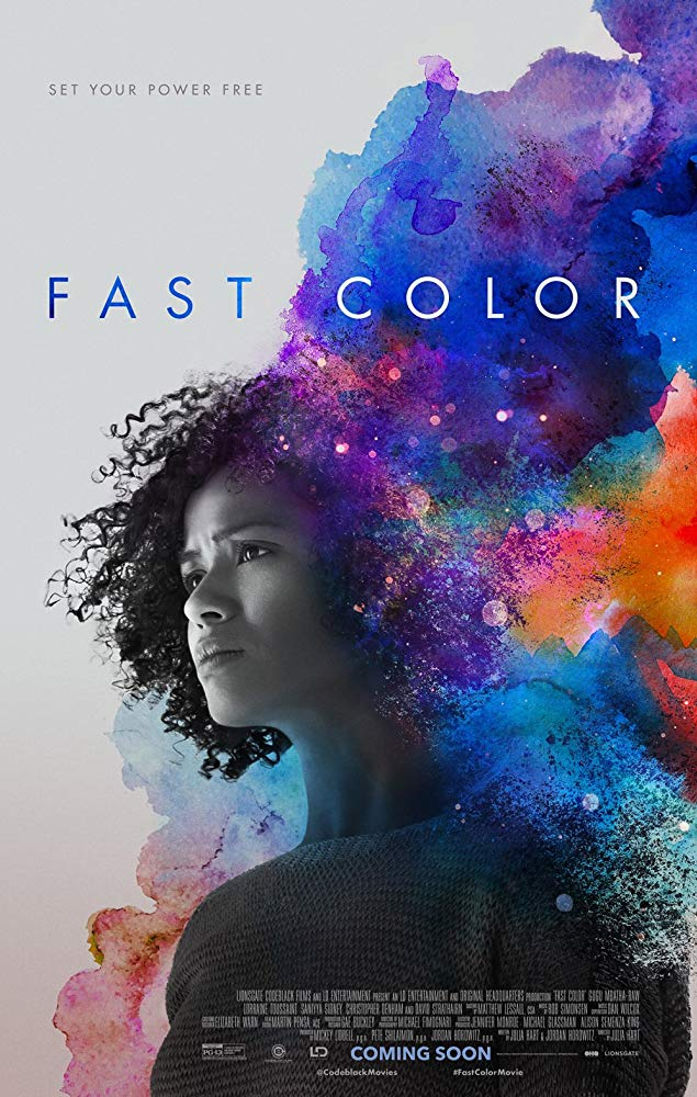 Gugu Mbatha-Raw rediscovers her power in the superhero-ish drama Fast Color 4