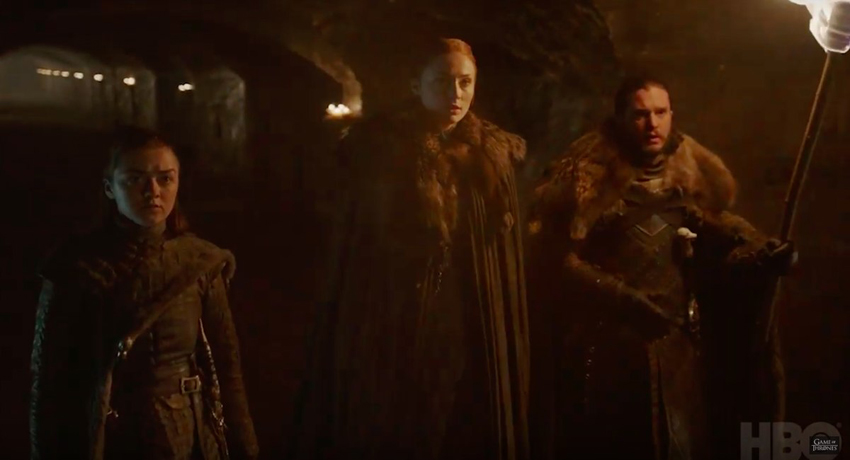 Game of Thrones final season release date revealed in first teaser trailer 2