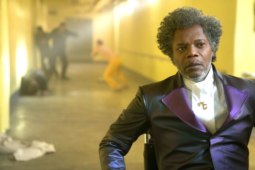 Weekend box office - Glass retains no.1 while newcomers struggle 3