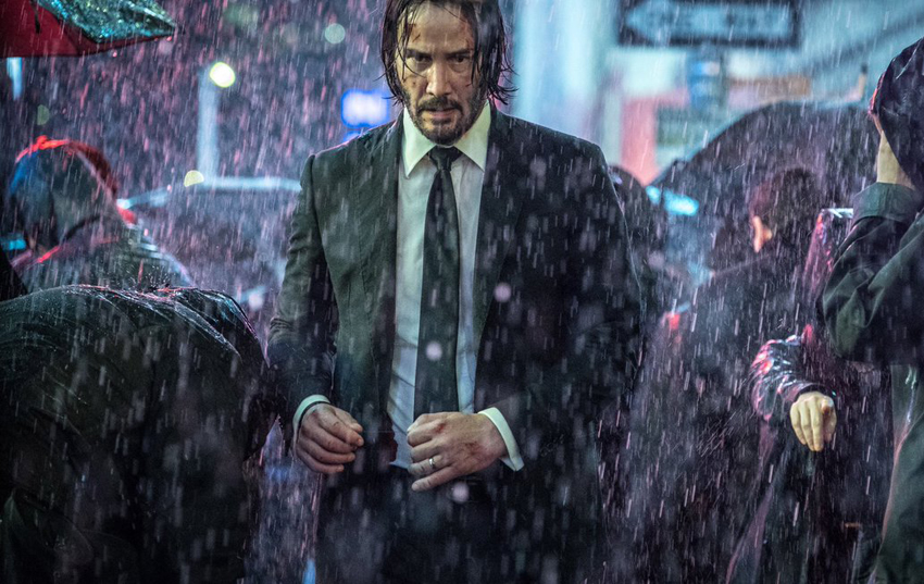 Halle Berry had to actually train dogs for months for John Wick 3 3