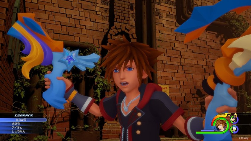 Kingdom Hearts III Gets Gameplay Overview Trailer