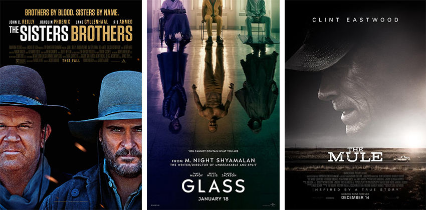 Movies out Today: 18 January 2019 2