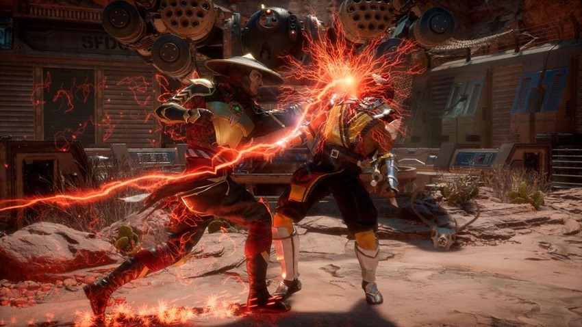 Mortal Kombat 11 - watch the livestream reveal here