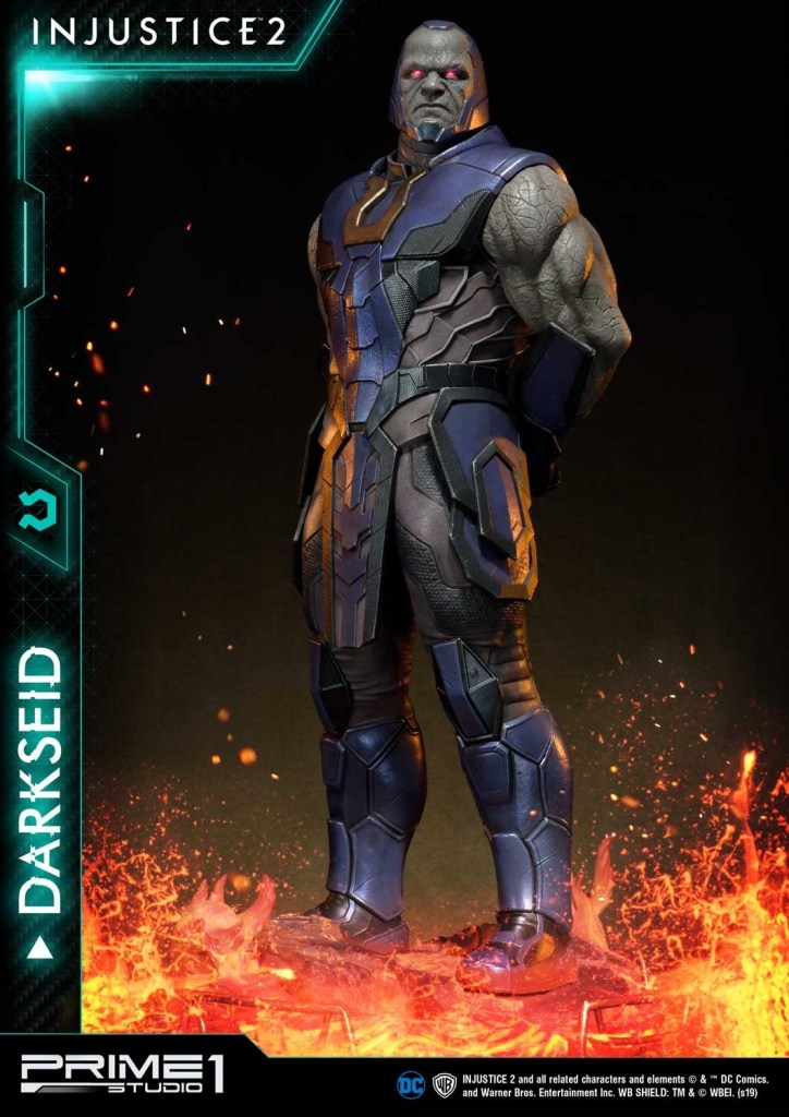 Darkseid is…a $1200 collector's fan dream in this new Prime 1 Studio release 34
