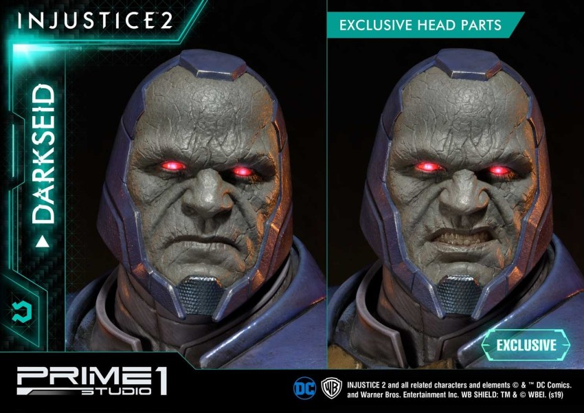 Darkseid is…a $1200 collector's fan dream in this new Prime 1 Studio release 25
