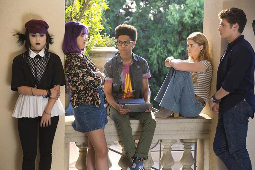 Marvels Runaways Interview – Ariela Barer talks higher stakes for Gert and acting opposite a dinosaur 11
