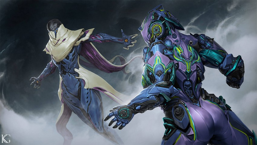 Warframe 2019 roadmap: better intro, 3 new frames, spaceship combat and more 10