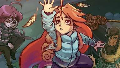 Celeste: It's okay to ask for help 7