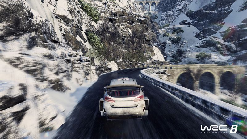 WRC 8 races into 2019 with a new trailer 5