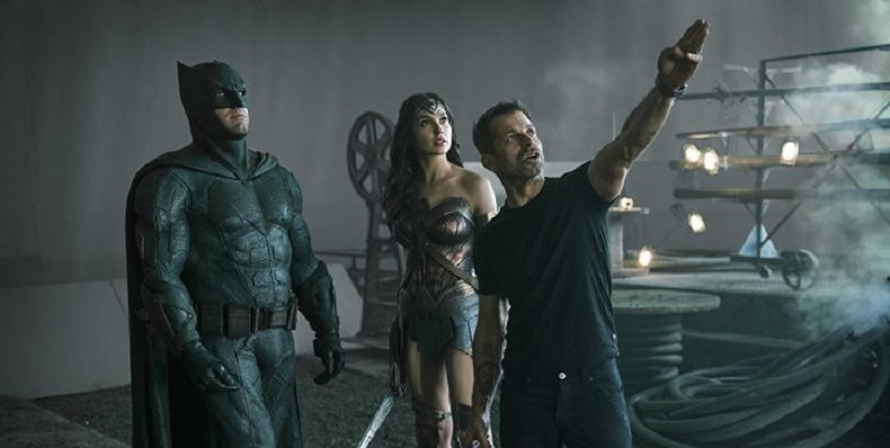 Zack Snyder to return to directing with Netflix's Army of the Dead 5