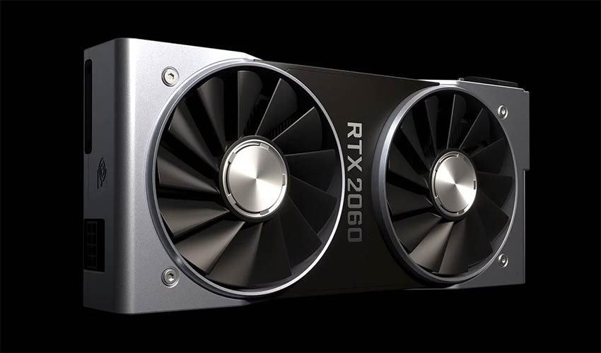 Nvidia RTX 2060 Founder's Edition review - Realistically priced ray-tracing 2