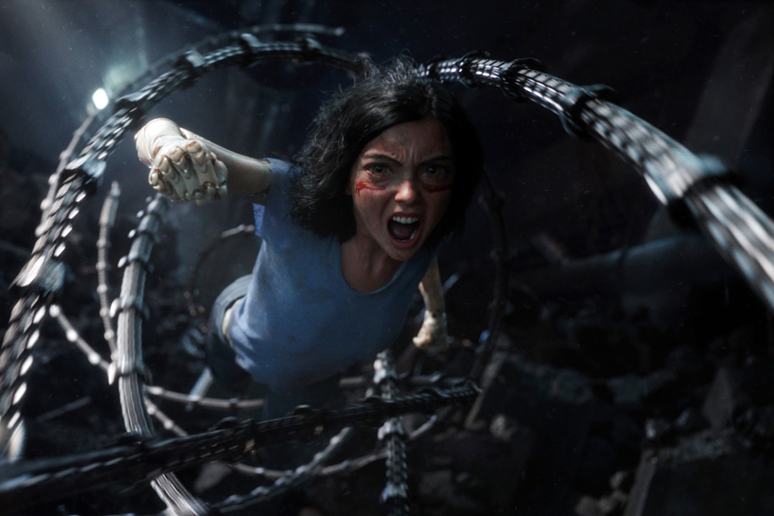Weekend box office: Alita gets saved by foreign markets... Maybe 3