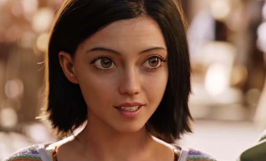 Alita: Battle Angel review - Eye-popping spectacle 8