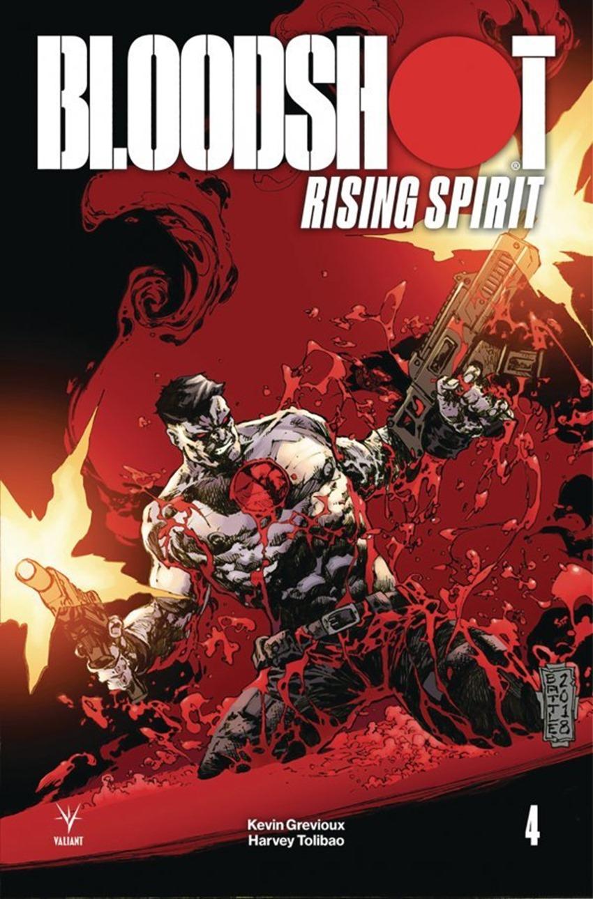 Bloodshot Rising Spirit #4