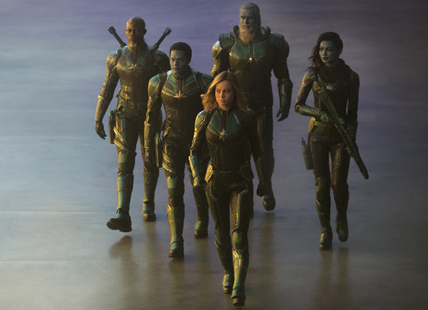 """Captain Marvel early reactions praise it as a """"surprising"""", """"badass"""", """"all-in cosmic space movie"""" 4"""