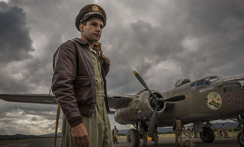 You can't be crazy if you know you're crazy in Hulu's upcoming satirical WWII miniseries Catch-22 2