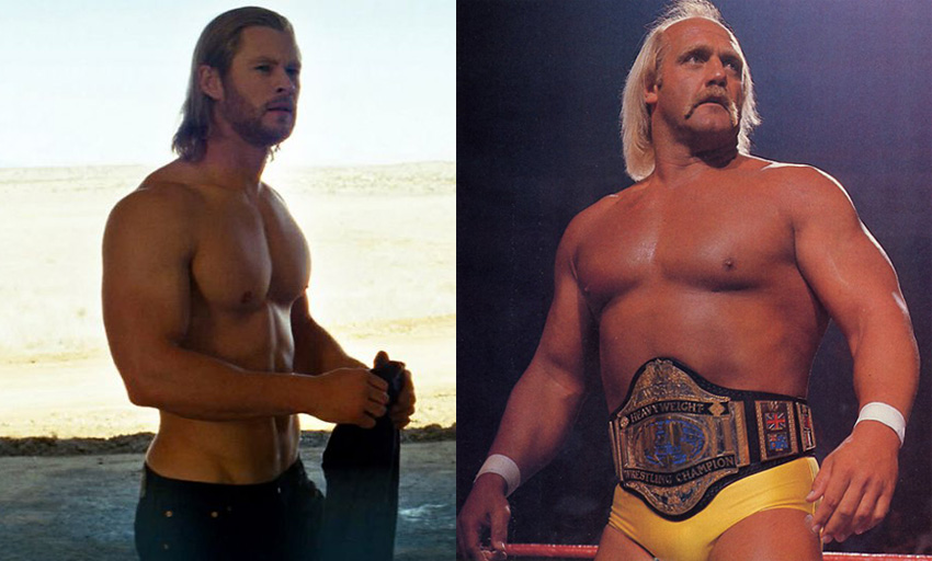 Chris Hemsworth to play Hulk Hogan in biopic 4