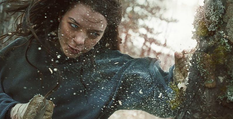 This trailer for Amazon's Hanna is not normal 2