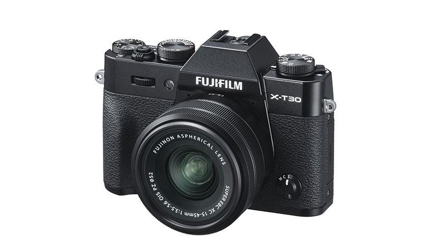 The Fujifilm XT-30 mirrorless lens camera launches locally in March 4