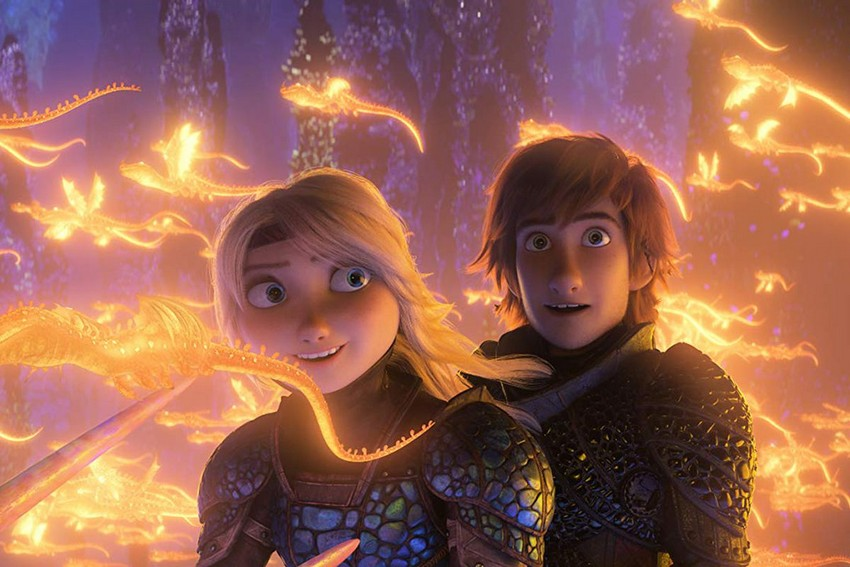Weekend box office - How To Train Your Dragon 3 soars in US, Alita opens big in China 4