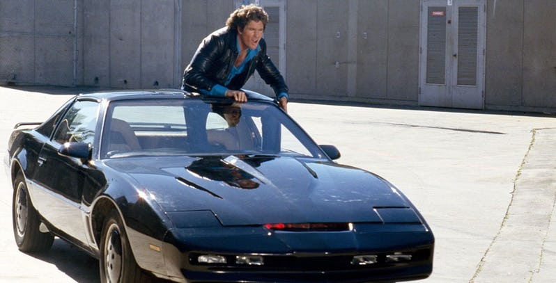 The Knight Rider will ride again soon according to David Hasselhoff 3