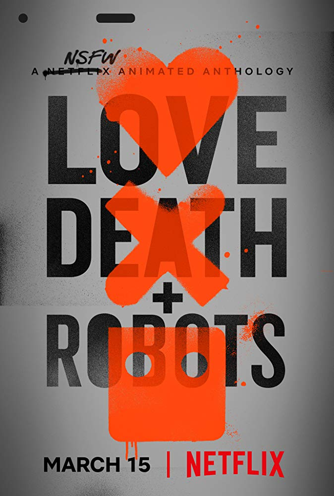Netflix's adult-orientated animated anthology series Love, Death & Robots wants to challenge you 4