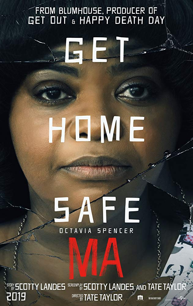 Octavia Spencer is the mother you wish you never had in the thriller Ma 4