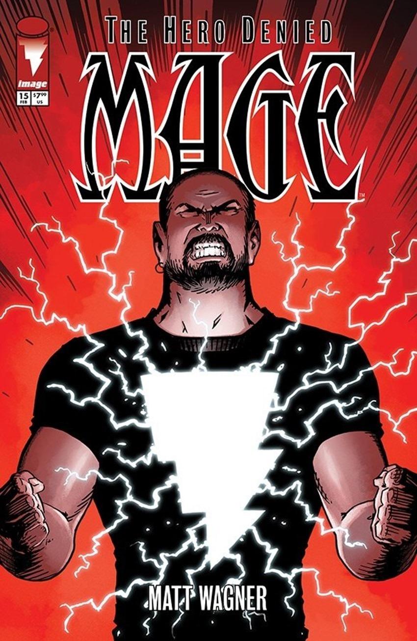 Mage The Hero Denied #15